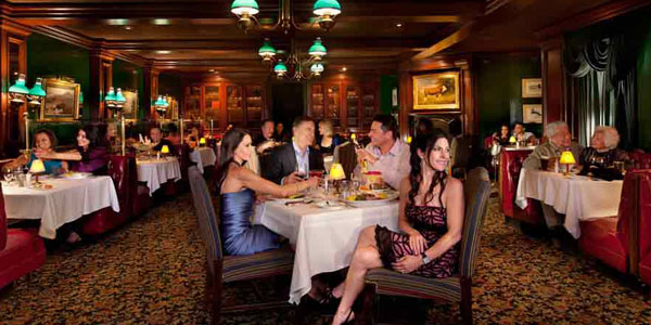 The Steakhouse at Circus Circus, photo courtesy of Circus Circus