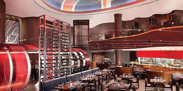 Gordon Ramsay Steak, photo courtesy of Paris Las Vegas