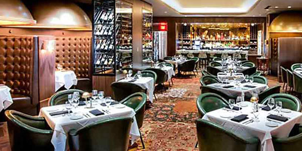 Joe Vicari's Andiamo Steakhouse, photo courtesy of the D