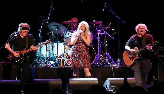 Jefferson Starship, seen here sans white rabbit. Photo courtesy of Jefferson Starship.