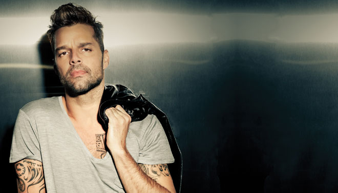 Ricky Martin will be one of the performers at the Latin Grammy Awards, photo from Vegas.com