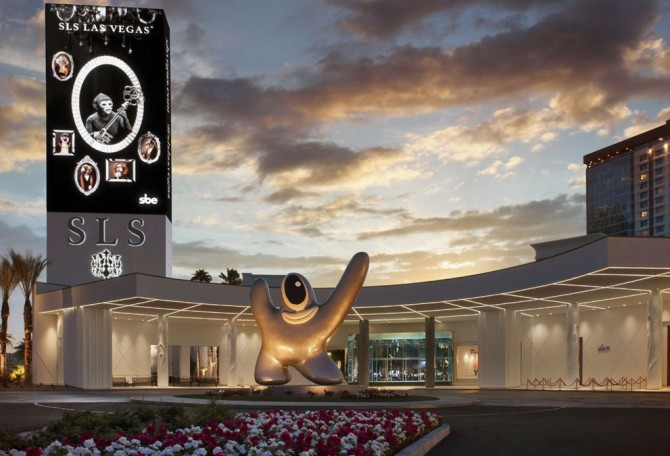 Hello, W: SLS Las Vegas to open a W Hotel tower in 2016