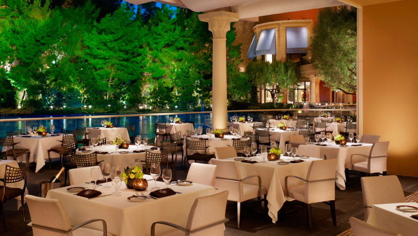 SW Steakhouse, photo courtesy of Wynn Las Vegas