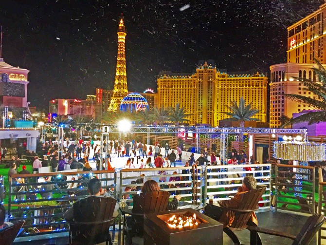 A season that's merry and bright with these festive Vegas holiday attractions