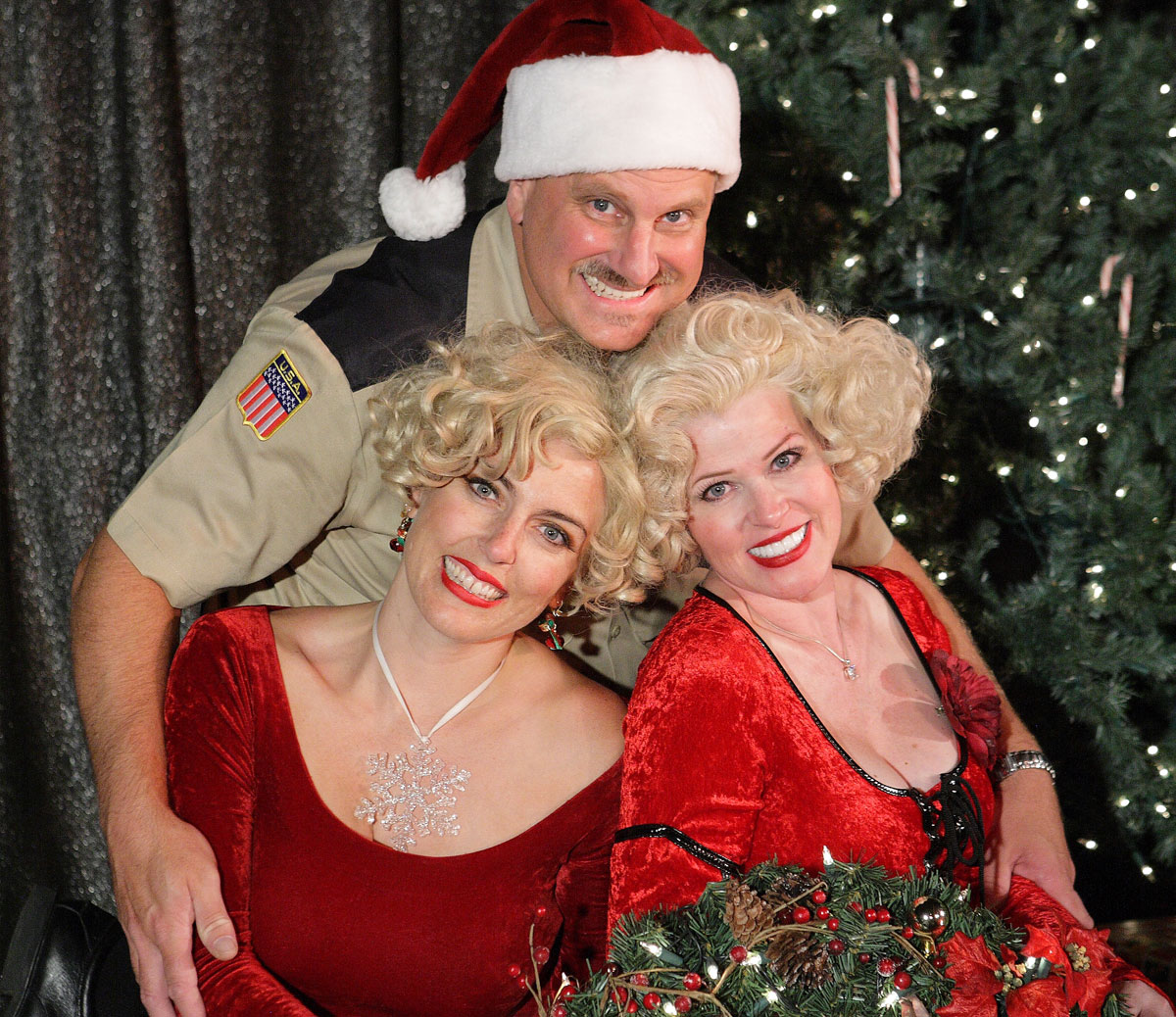 Marriage Can Be Murder brings some humor to the holidays, photo courtesy of Marriage Can Be Murder