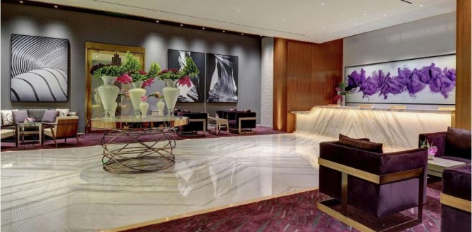 Aria wows us again with its new Tower Suites collection and lounge