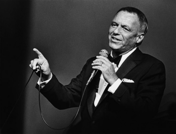 Sin City celebrates Sinatra's 100th