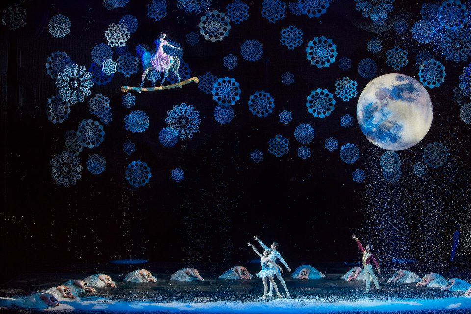 The Nutcracker is always a holiday favorite. Photo courtesy of Nevada Ballet Theater