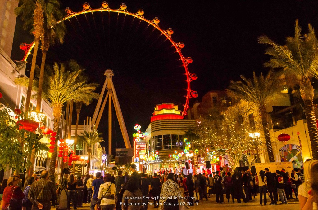 One more of the 2015 Las Vegas Spring Festival. Photo courtesy of Chinese New Year in the Desert.