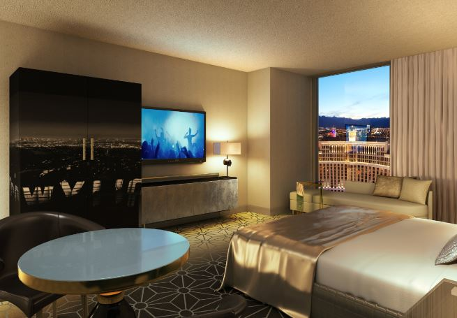 All about that new: Caesars Entertainment gives a fresh makeover to these Vegas hotel rooms