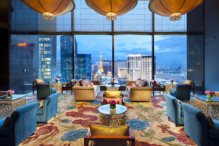 The Tea Lounge, photo courtesy of Mandarin Oriental.