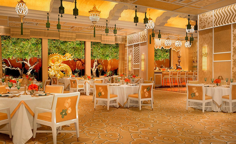 Wing Lei, photo courtesy of Wynn Las Vegas.