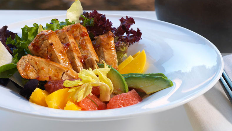 Vegetarian and vegan options are available at all Wynn and Encore restaurants, photo courtesy of Wynn Las Vegas.