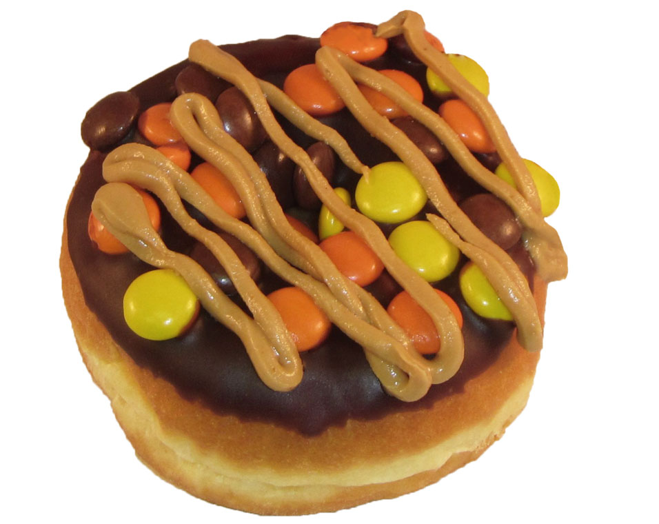 The I Dream of Reese's, photo courtesy of Donut Mania.
