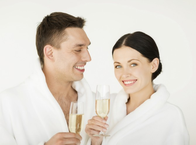 Bond with your boo: The best Vegas spas for Valentine's Day