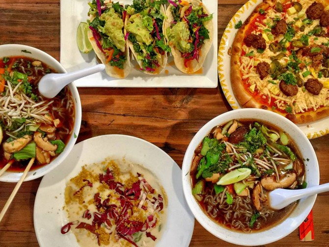 Veggie heads, rejoice: Here is the best vegan food in Las Vegas