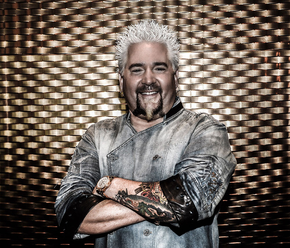Guy Fieri will open El Burro Borracho this spring at the Rio, photo courtesy of Caesars Entertainment.