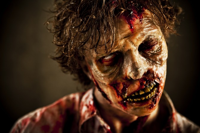 How to feed 'The Walking Dead' addiction in Vegas