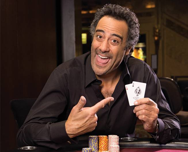 Backstage with Brad Garrett