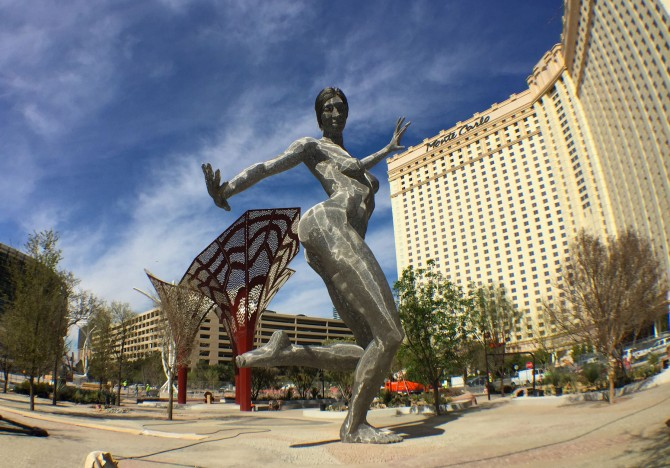 Girl Power: Bliss Dance grooves to a different beat in Las Vegas