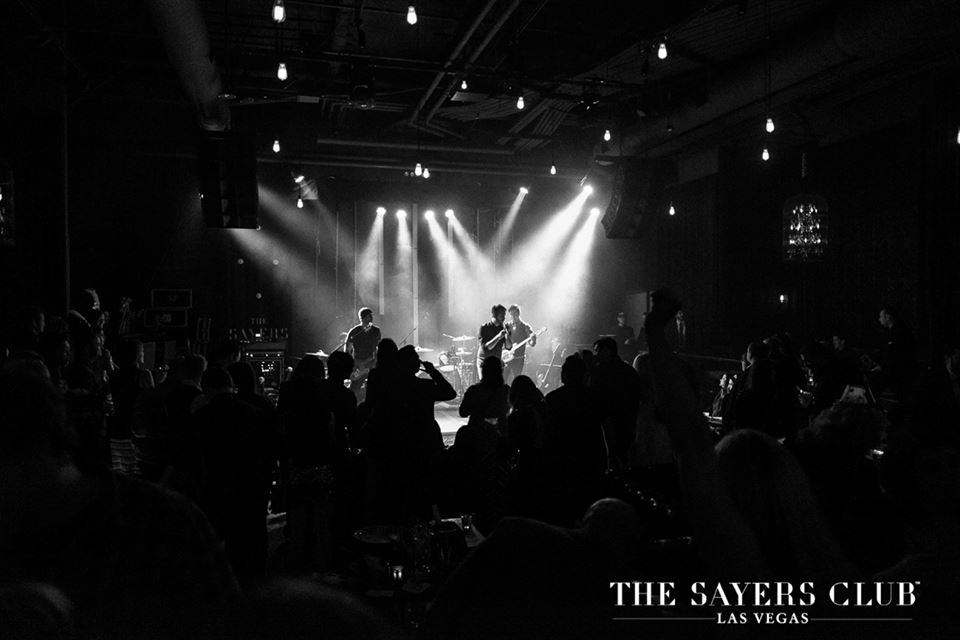 Grab a seat and see a show. Photo courtesy of Sayers Club.