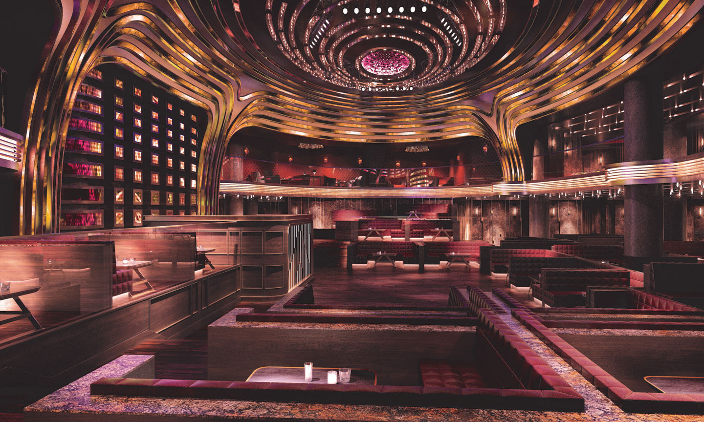 JEWEL nightclub opens as Vegas' newest hot spot, photo courtesy of ARIA.