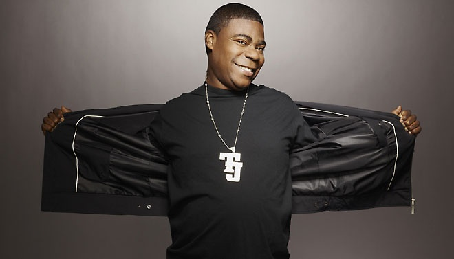 Popular comedian and actor Tracy Morgan will be making audiences laugh at The Mirage, photo courtesy of Vegas.com.