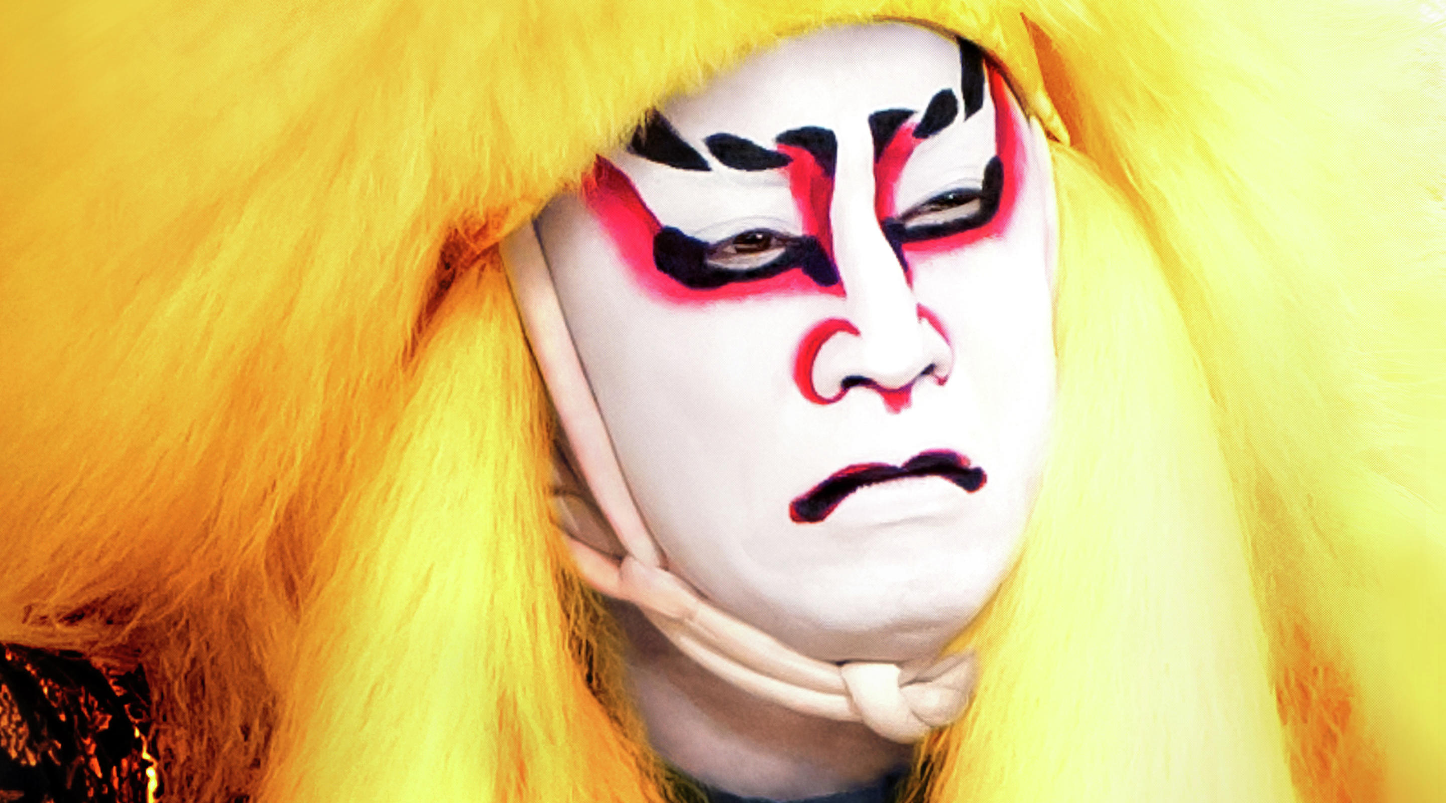 Internationally renowned Kabuki masters will take the stage at MGM Grand, photo courtesy of MGM Grand.