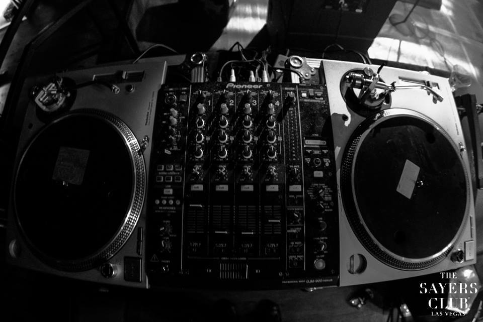 DJs even battle for prizes at White Label Thursdays. Photo courtesy of Sayers Club.