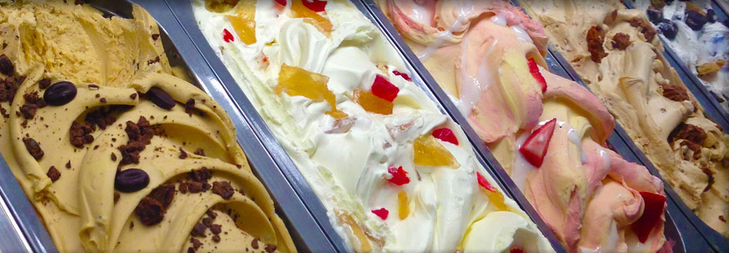 BLVD Creamery at Monte Carlo serves a variety of ice cream flavors, photo courtesy of Monte Carlo.