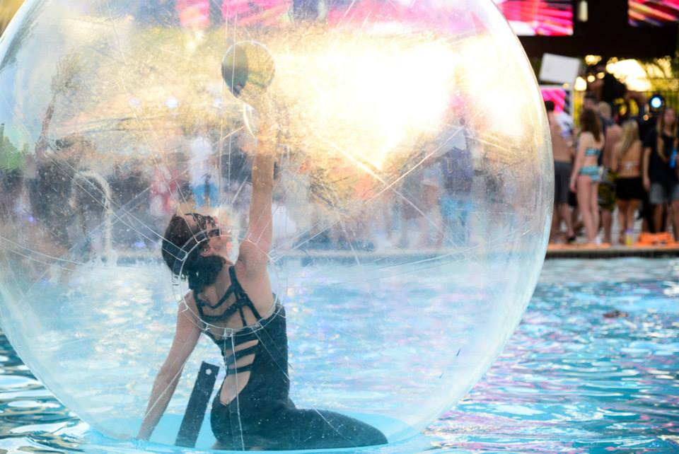 No word on whether bubbles will be there, but we can always hope. Photo courtesy of Daylight.
