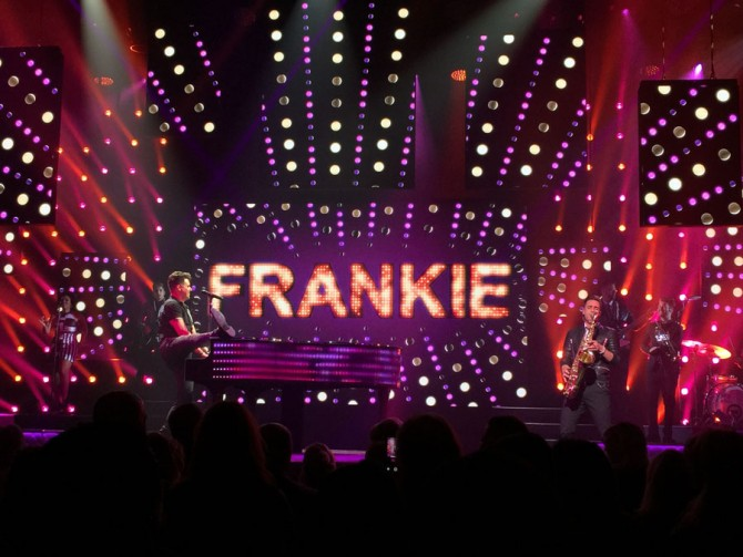Under the Influence of Frankie Moreno