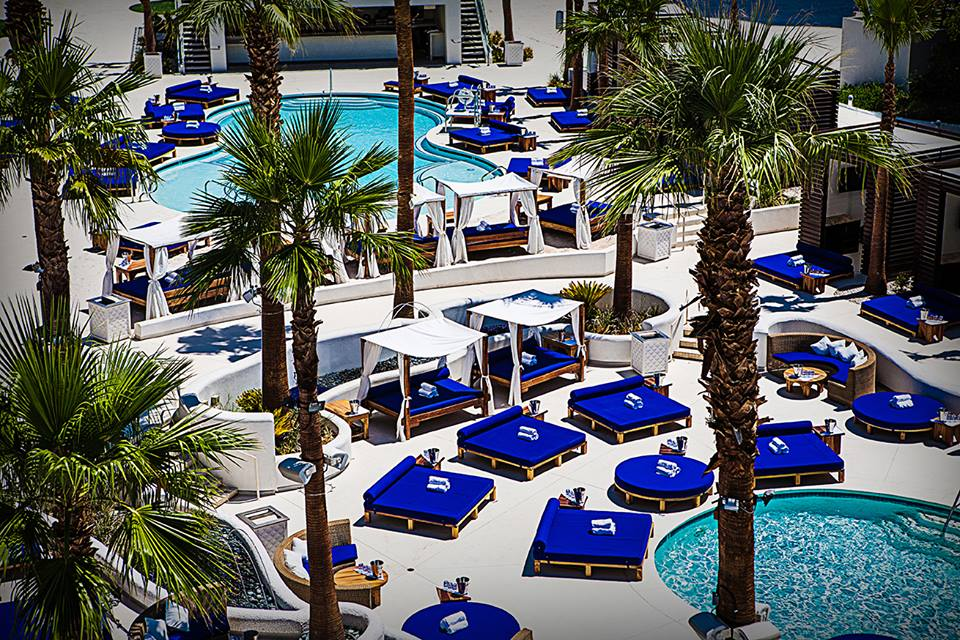 Where will you lay out? Photo courtesy of Sky Beach Club.