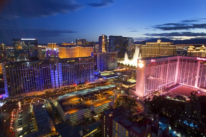 How to do Vegas in your 50s, 60s, & 70s
