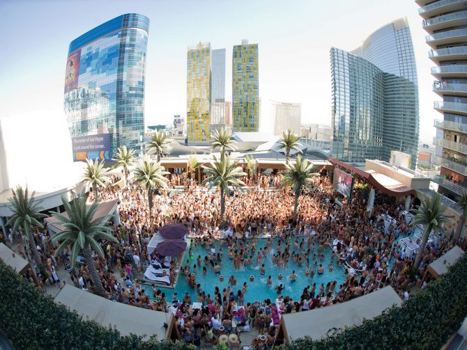 Wet Your Whistle At The Best Pool Parties in Vegas