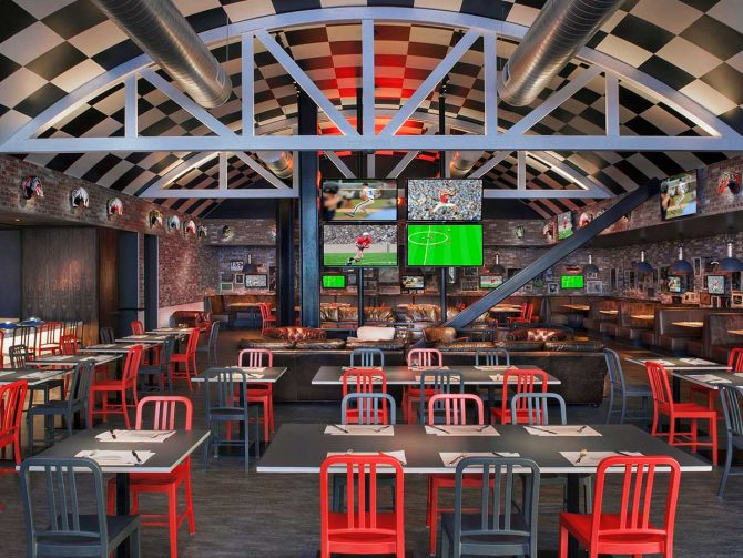 Time to cut down the nets at these Las Vegas Bars for college basketball in March