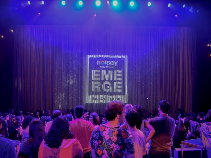 EMERGE Impact + Music 2018 recap