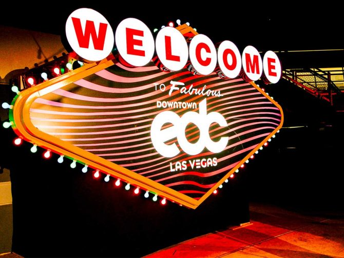 EDC Las Vegas, the best three days of your life