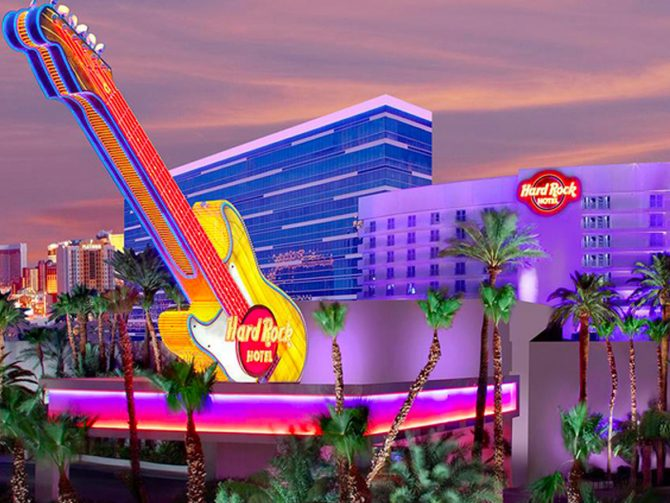 Hard Rock sells its Vegas land casino – and announces a new iGaming initiative
