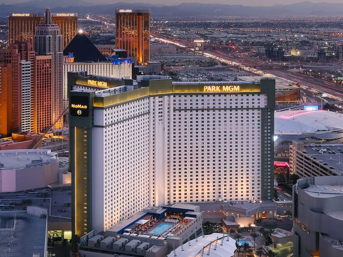 Park MGM takes Las Vegas hotels to the next level