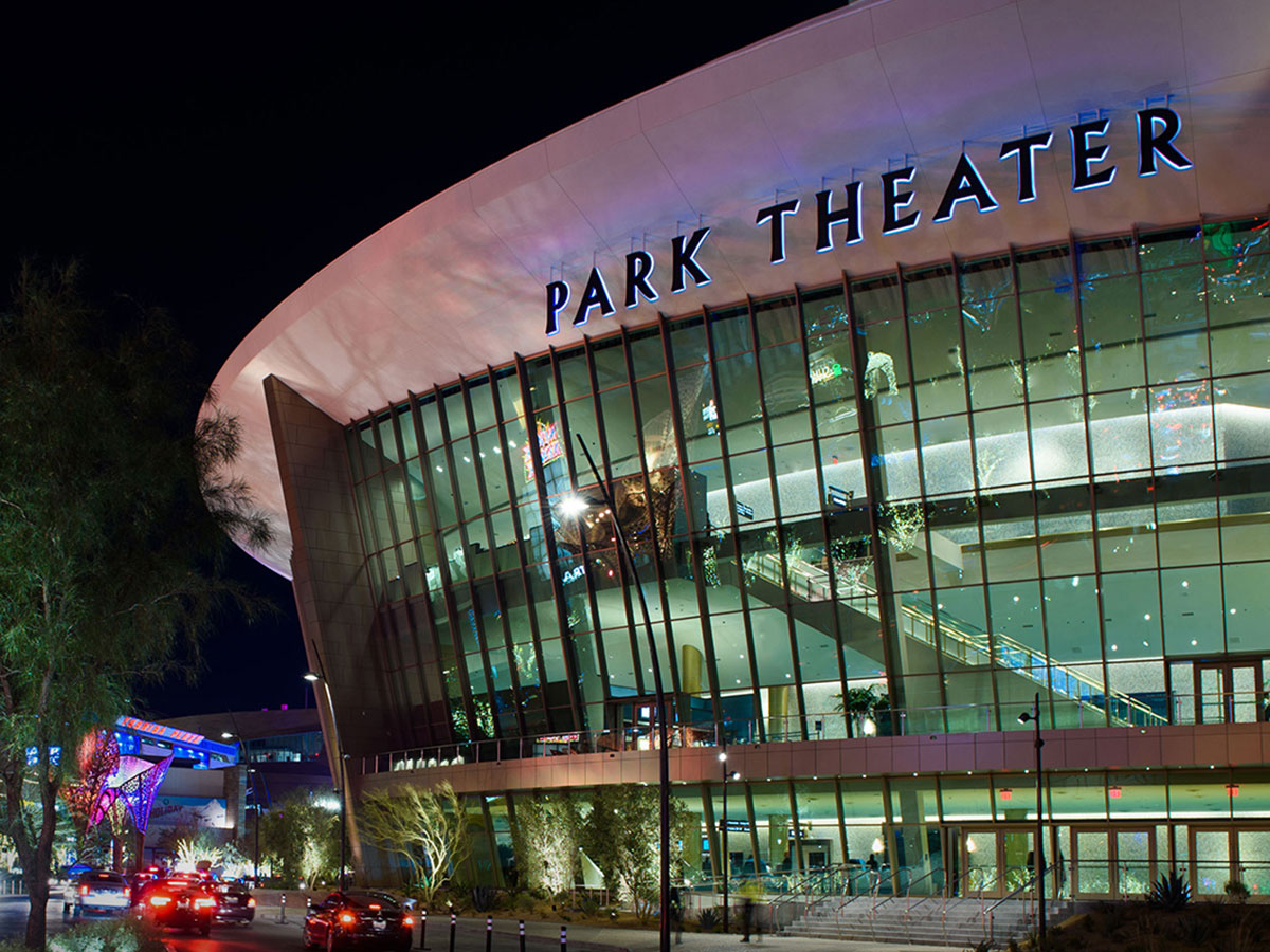 Park Theater in Las Vegas