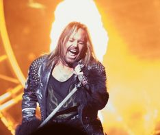Photos of Mötley Crüe at the Hard Rock Hotel in Vegas