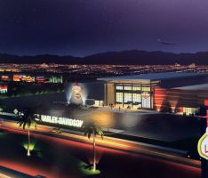 Harley-Davidson is shaking up the Las Vegas Strip